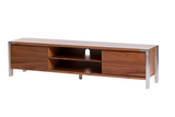 Winton TV Table Large Walnut