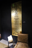Gold Leaf Terminal Tower