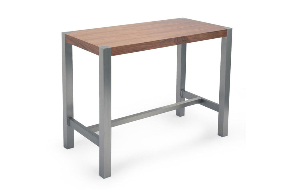 Riva Counter Walnut Table