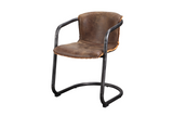 Benedict Dining Chair Light Brown