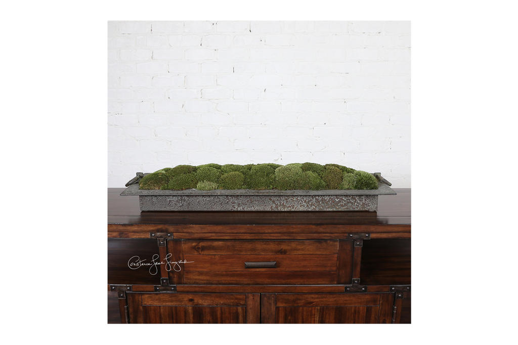 Heath, Preserved Moss Tray