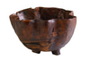 Antique Teak Bowl