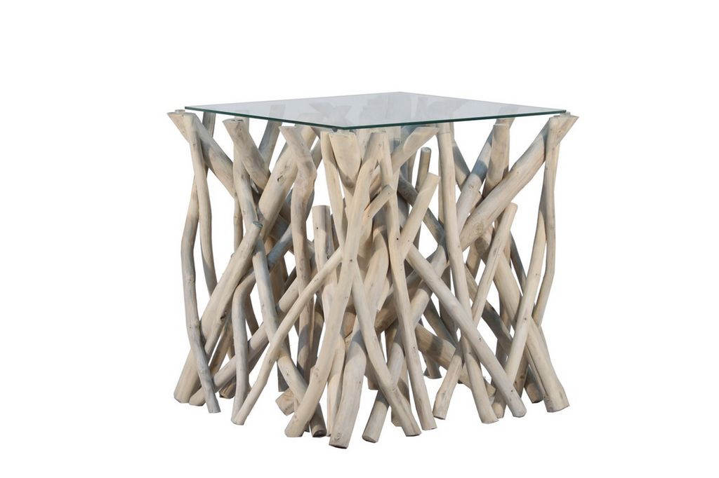 Natural Branch Side Table ...