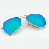 Blue Reflective Sunglasses - Rose Reflective Sunglasses - Peach Reflective Sunglasses - Hippie BLiss