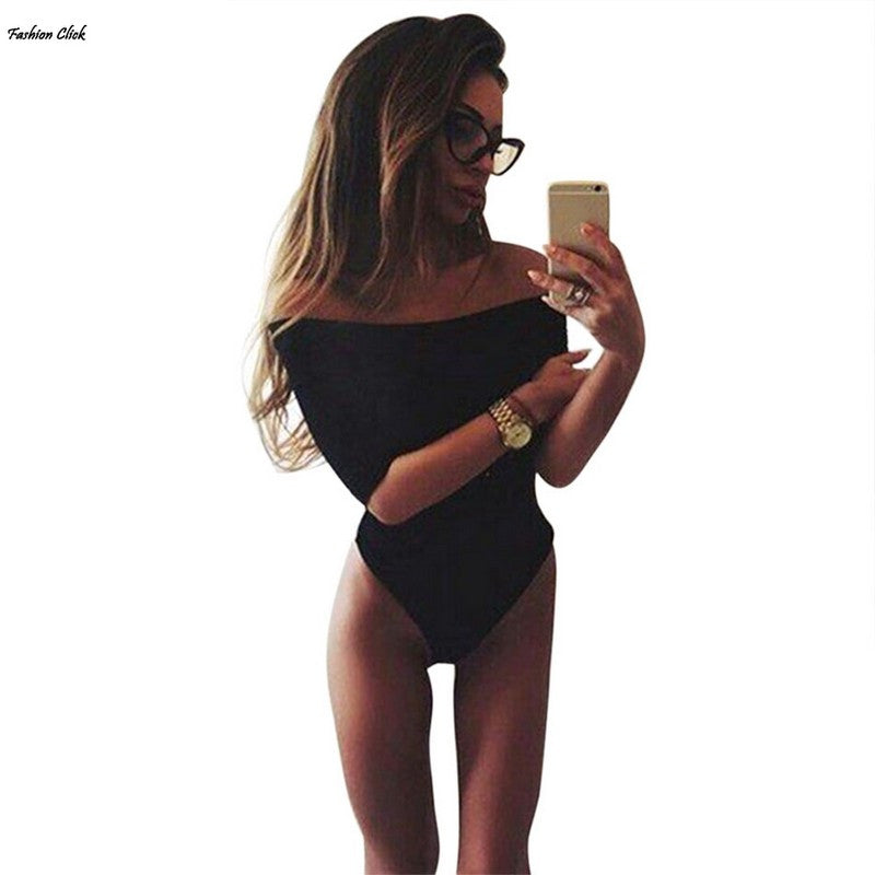 Off Shoulder Bodysuit