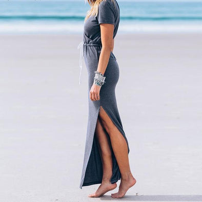 Boho Chic Bohemain Maxi Dress Summer Outfits Party Dress Beach Dresses - Hippie BLiss