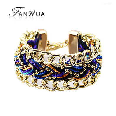 Bohemian Pulseiras Multilayers Boho Bracelet - Hippie BLiss