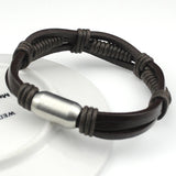 Leather Bracelet,Wrap Bracelet,Bracelet Men - Hippie BLiss