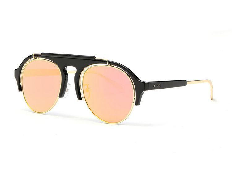 Round Sunglasses - Design Vintage Sunglasses