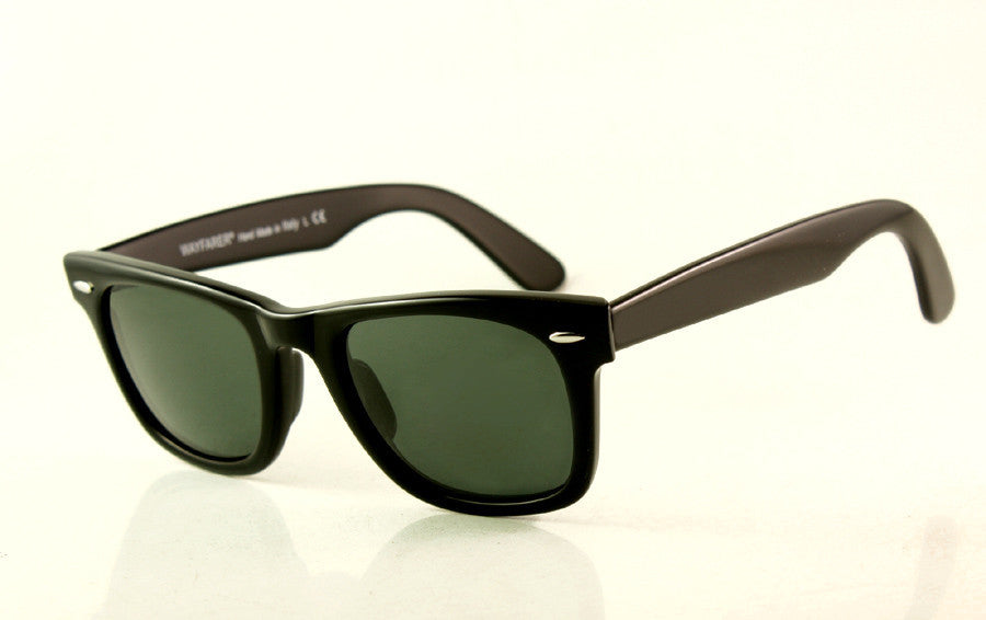 Green Men Wayfarer Sunglasses - Hippie BLiss