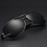 Polarized Sunglasses Men lenses