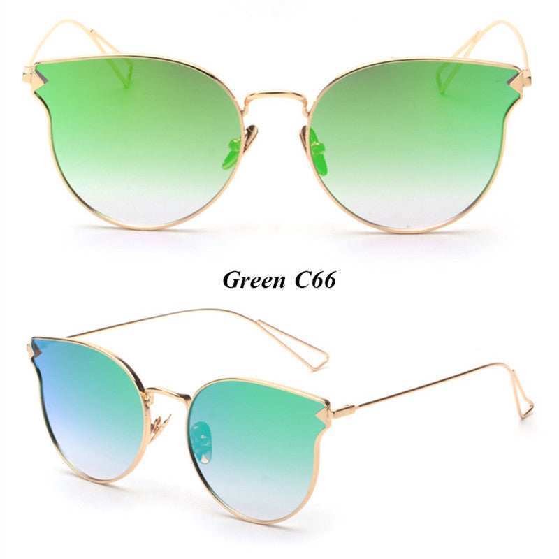 Classic Women Aviator Sunglasses - Hippie BLiss