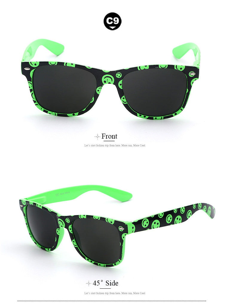 Nerd Neon Vintage Men/Women Glasses