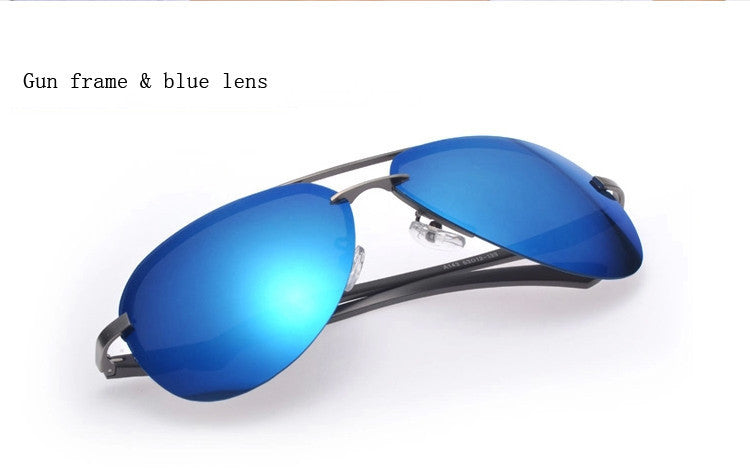 Men Aviator Glasses Outdoor Sport - Hippie BLiss
