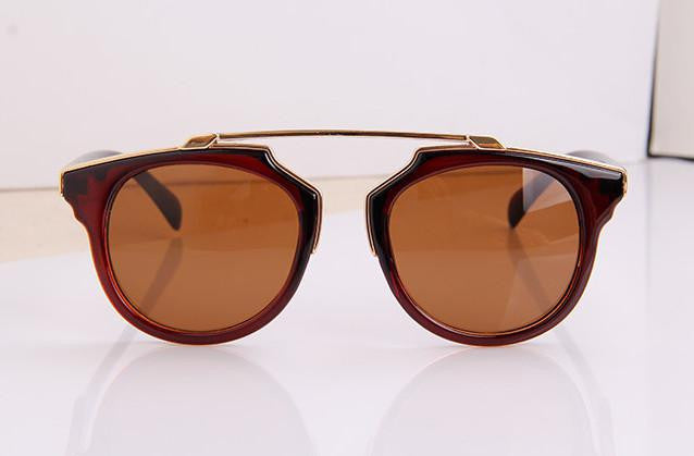 Luxury Brand  Sunglasses Women Vintage Retro Designer - Hippie BLiss