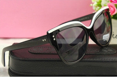 Summer Vintage Cateye Sunglasses