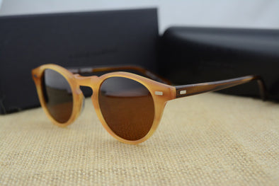 Oliver People Vintage Sunglasses - Hippie BLiss