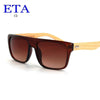 Men Wooden Sunglasses - Hippie BLiss