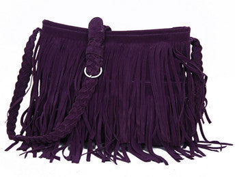 Messenger Bags Tassel Crossbody - Hippie BLiss