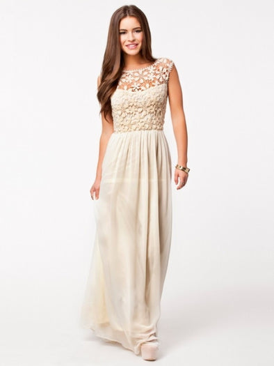 BOHO CHIC BOHO WEDDING BRIDESMAIDS DRESS - Hippie BLiss