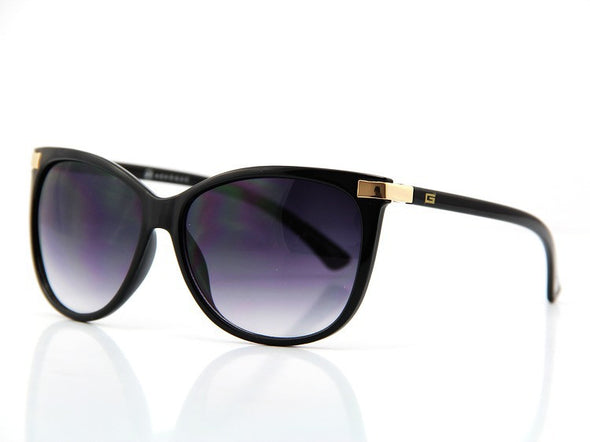 All Black Classic Wayfarer Sunglasses - Hippie BLiss