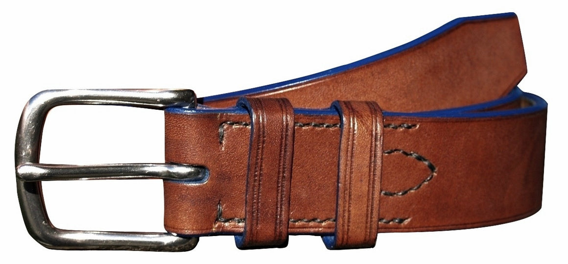Blue Edge English Leather Belt