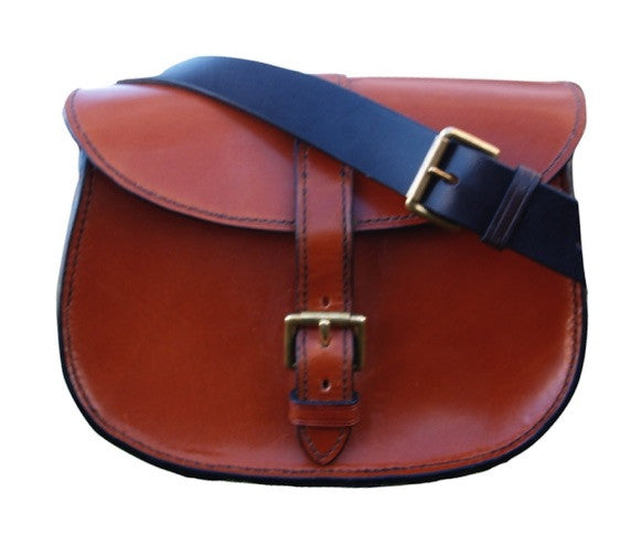 Luxury Leather Cartridge Bag - Vaux & James