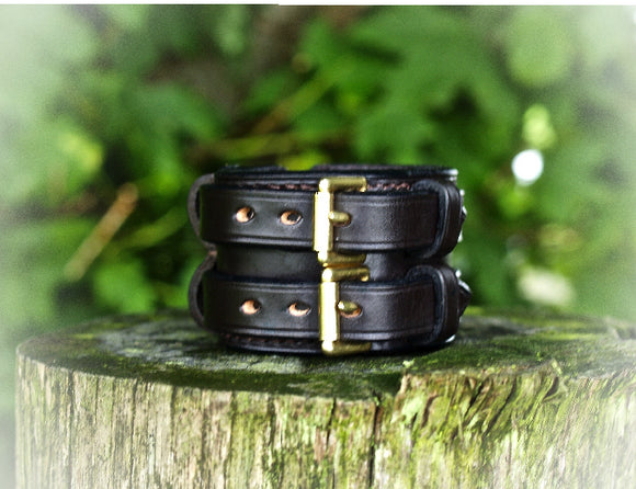 Leather Cuff - Vaux & James