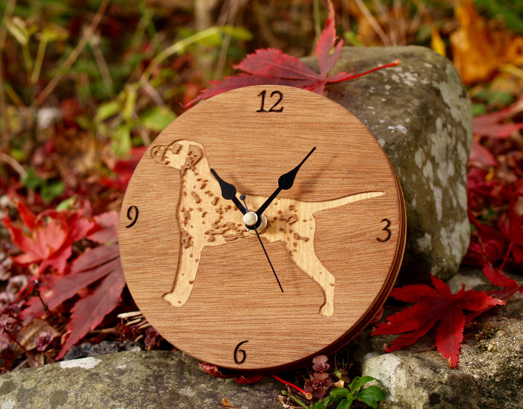 Dog Clock - Select breed / own dog