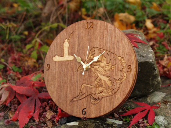 Fishing Clock