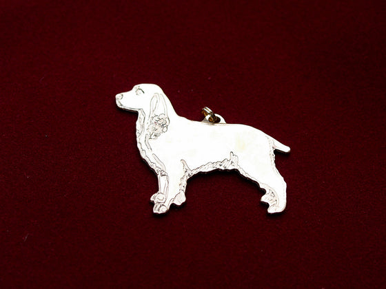 Dog Necklace / Charm - Select breed / own dog