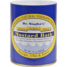 An age old remedy ........Mustard !