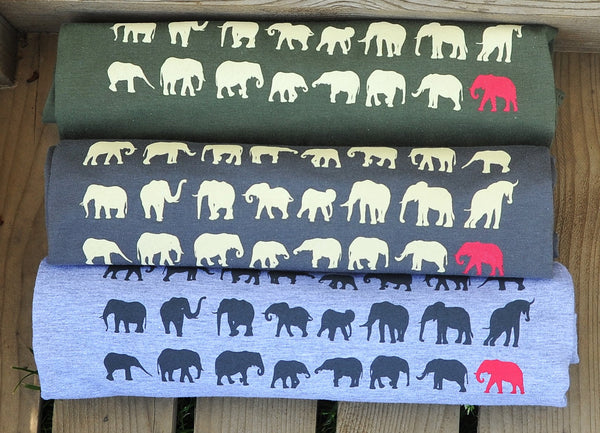 Save the Elephants Tshirt
