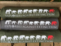 Explorers Against Extinction Original Tshirt