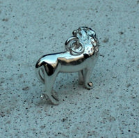 Silver animal pendants by Penny Price Jewellery