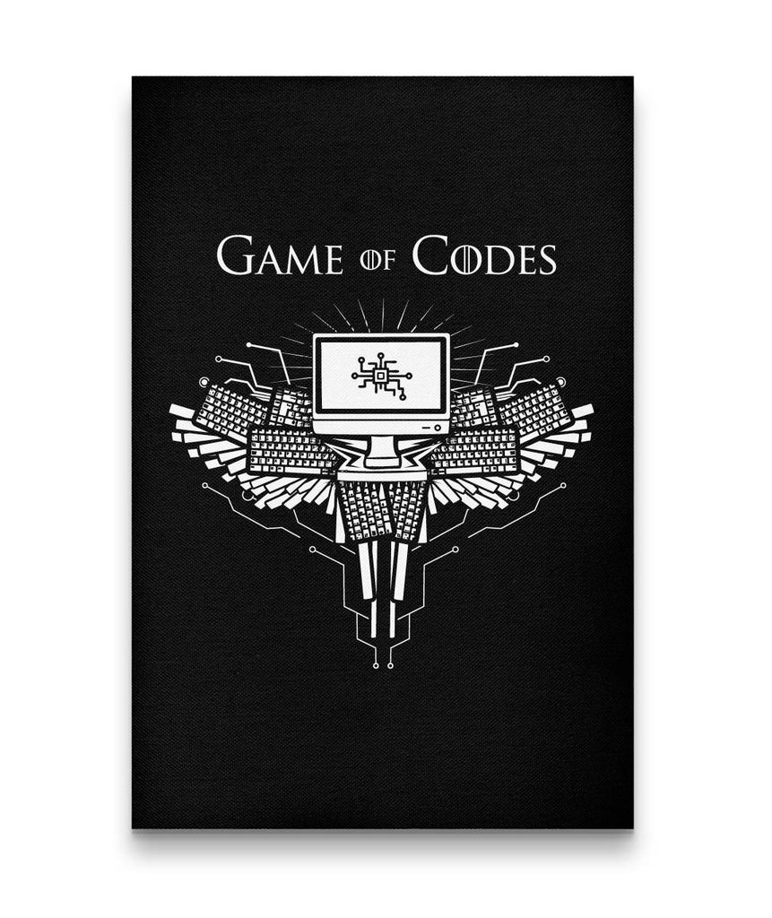 Game of Codes - canvas