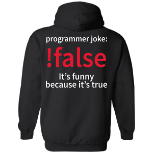 false   programmer joke  back version
