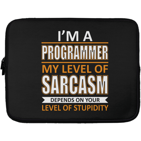 I'm a Programmer (laptop sleeve)