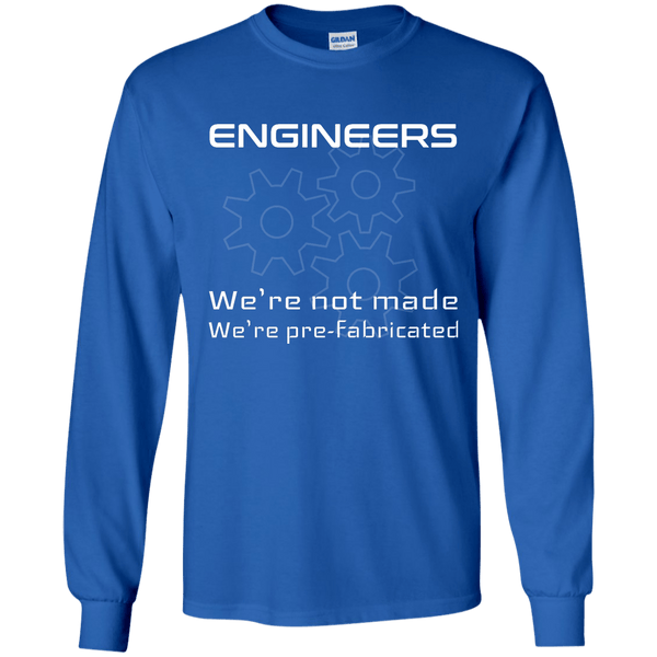 Engineers are not made