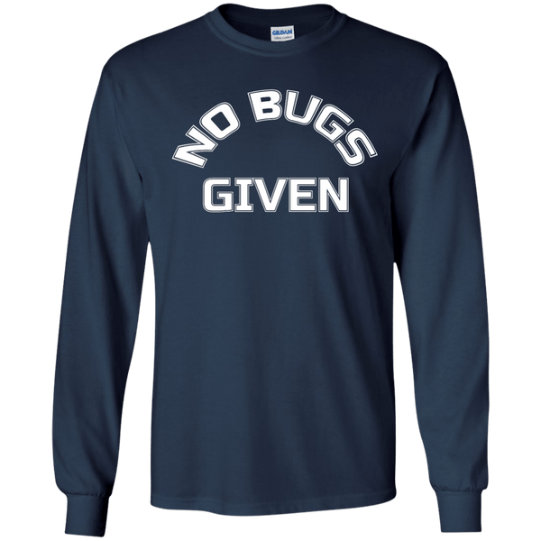 No Bugs Given