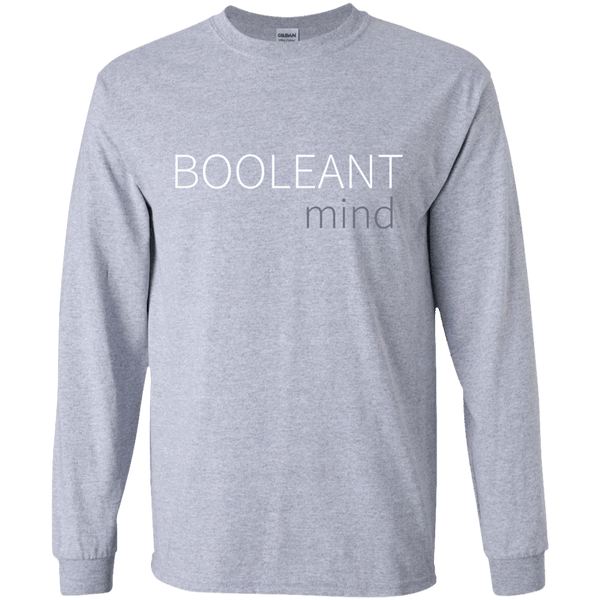 Booleant Mind - Tshirt, Hoodie, Longsleeve, Caps, Case - All at Tee++