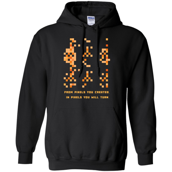 From Pixels You Created - Tshirt, Hoodie, Longsleeve, Caps, Case - All at Tee++