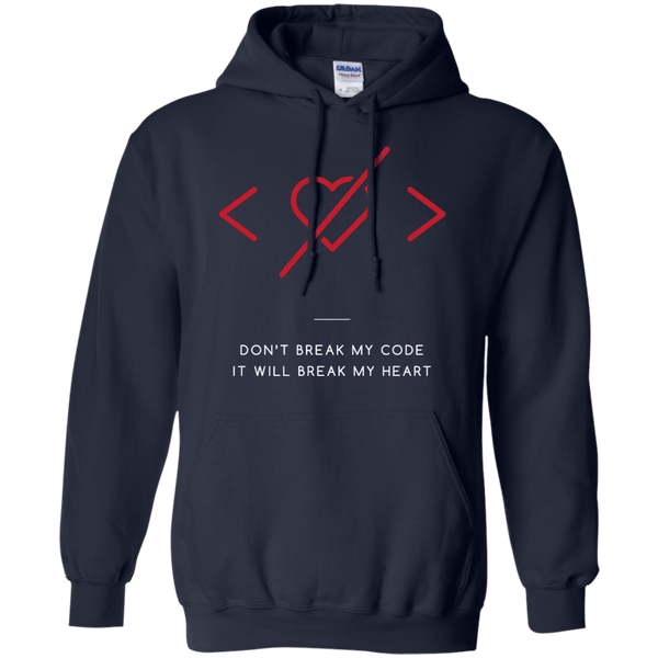 Don't Break My Code - Tshirt, Hoodie, Longsleeve, Caps, Case - All at Tee++