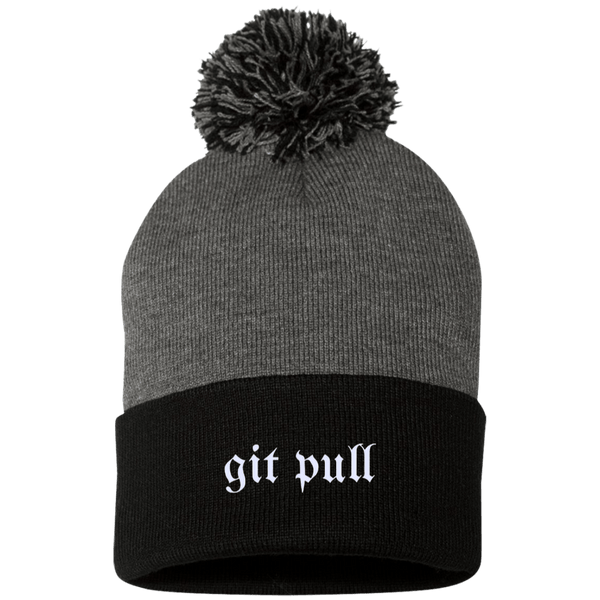 git pull (winter caps) - Tshirt, Hoodie, Longsleeve, Caps, Case - All at Tee++