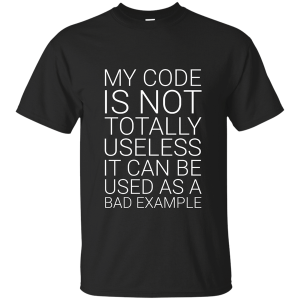 My Code Is Not Useless