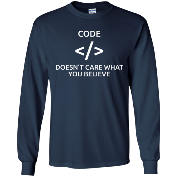 Code Doesn't Care