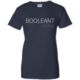 Booleant Mind (ladies) - Tshirt, Hoodie, Longsleeve, Caps, Case - All at Tee++