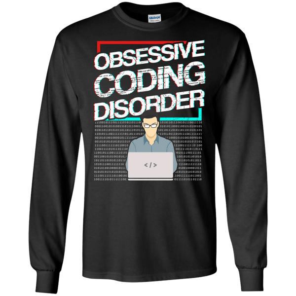 Obsessive Coding Disorder (NEW)