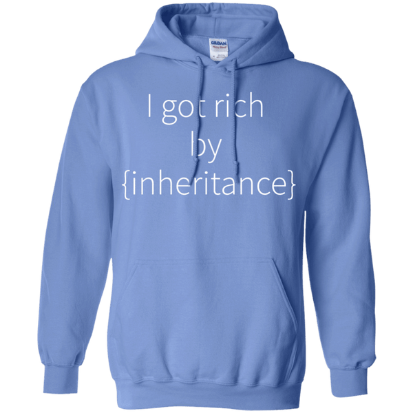 Rich by Inheritance - Tshirt, Hoodie, Longsleeve, Caps, Case - All at Tee++