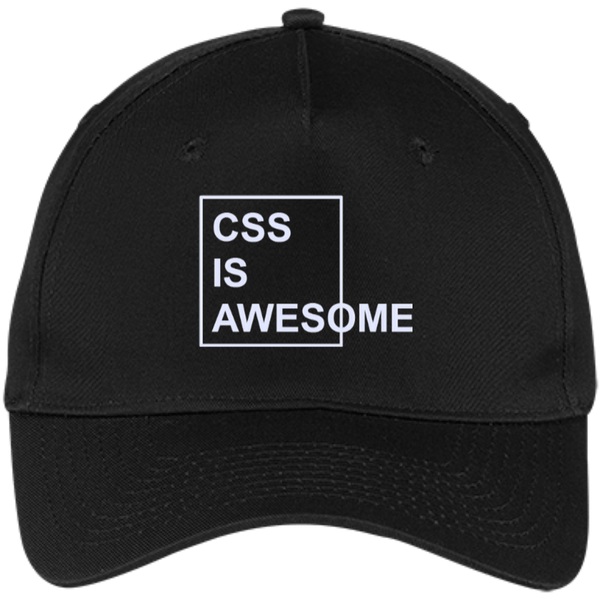 CSS is Awesome (caps) - Programming Tshirt, Hoodie, Longsleeve, Caps, Case - Tee++